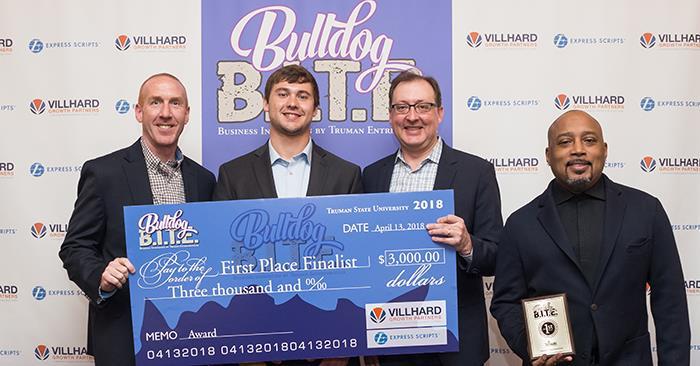 Scheeler Wins Bulldog B.I.T.E.