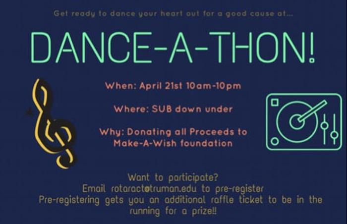Dance-A-Thon to Raise Money for Make-A-Wish