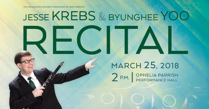 Music Faculty to Perform Recital