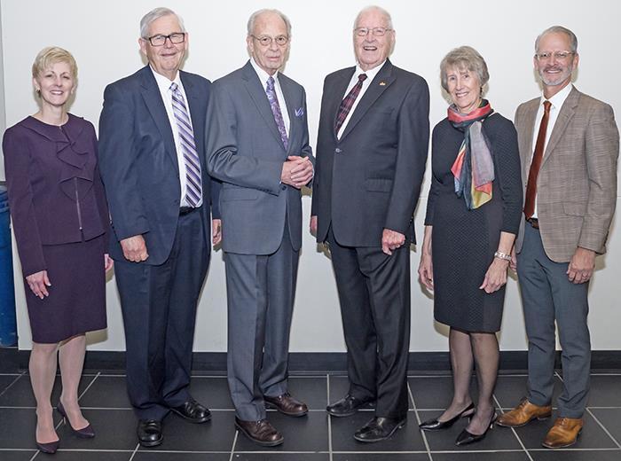 Presidents Return for Sesquicentennial Celebration