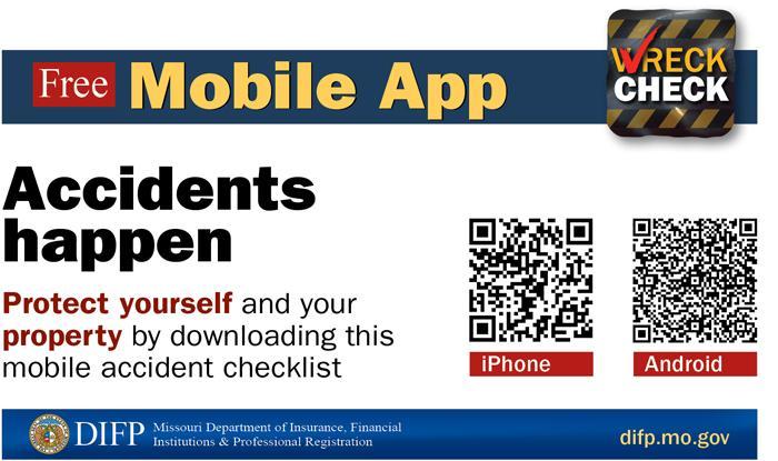 Wreck Check Mobile App - Vol  17, No  5 - Sept  24, 2012 | Truman