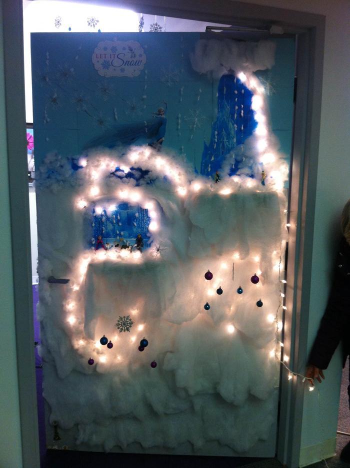Door Decorating Contest Winners  Truman Today Announcements ~ 024145_Halloween Door Contest Winners