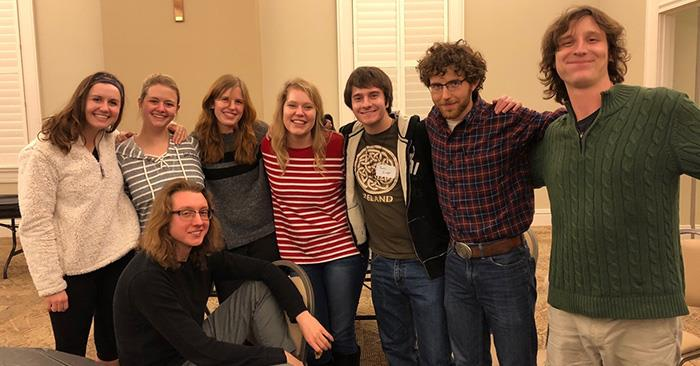 Students, Faculty and Alumni Connect at Missouri Folklore Society