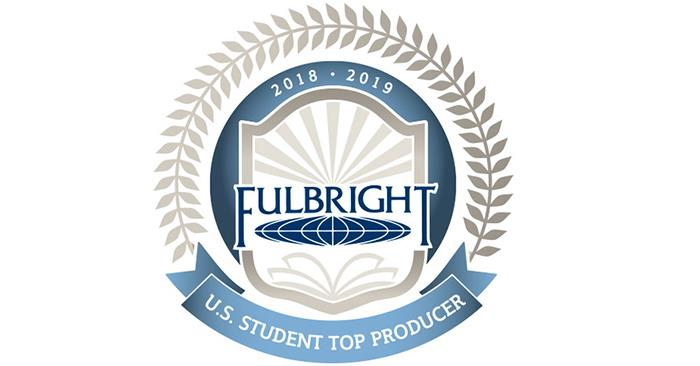Truman Among Top Fulbright Producers
