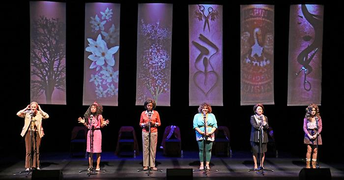 "Lyceum Resumes with ""Steel Magnolias"""