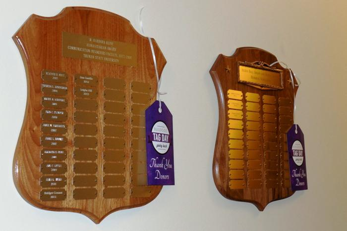 Tag Day Scholarship Plaques online.jpg