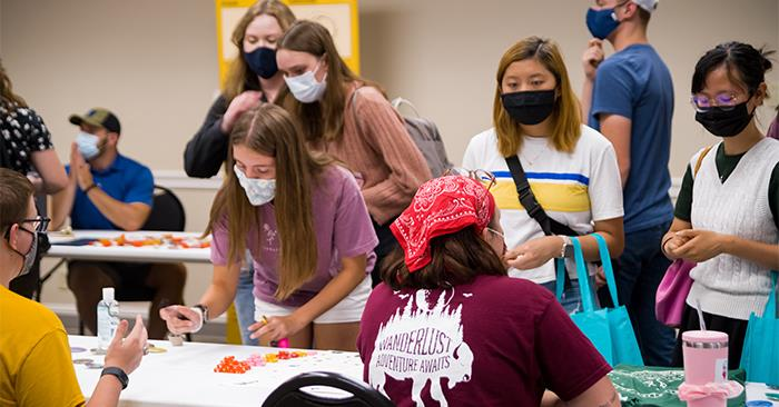 Incentive Programs for Student Groups and Employees Encourage Vaccinations