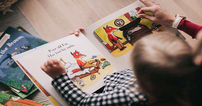 Children's Literature Festival Set for April 5