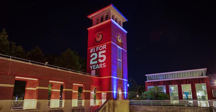Truman Celebrates 25 Years at No. 1