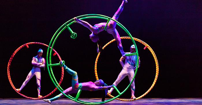 Golden Dragon Acrobats to Perform March 2