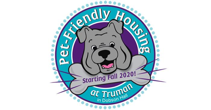 Truman to Offer Pet-Friendly Housing Option