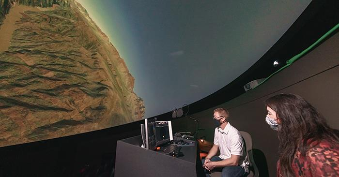 To Infinity and Beyond: Planetarium Programming Fits Many Needs