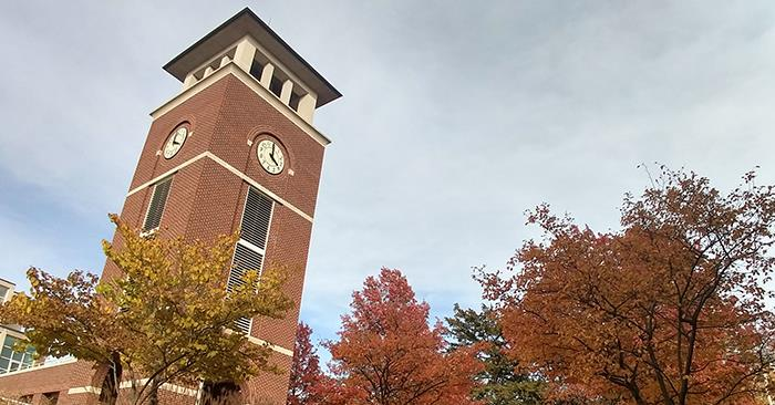 University Announces Academic Honor Rolls for Fall